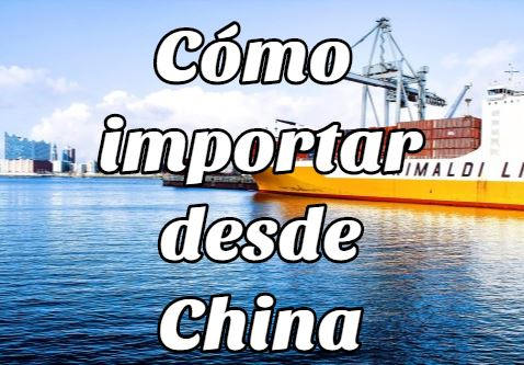 Cómo Importar productos de China a Bolivia
