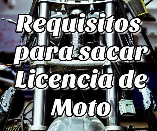 Requisitos para Sacar la Licencia de Moto en Bolivia