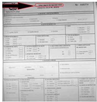 certificado nacimiento 5