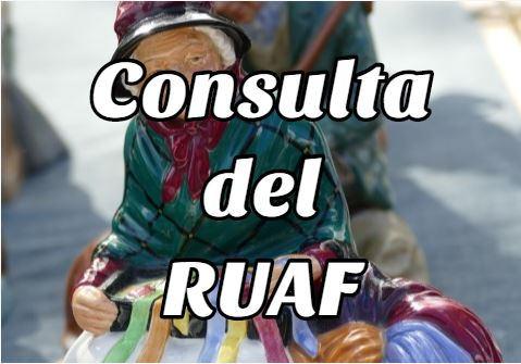 consulta y tramites del ruaf bolivia