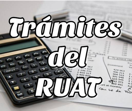 tramites y requisitos para sacar el ruat