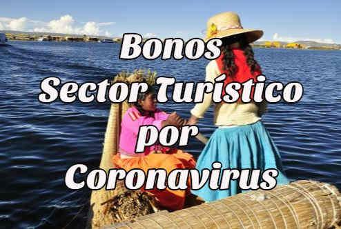 Bonos para el Sector Turístico por Coronavirus en Bolivia