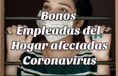 bonos empleadas hogar coronavirus